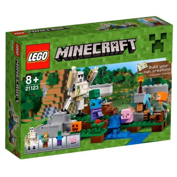 Набор Лего Железный голем