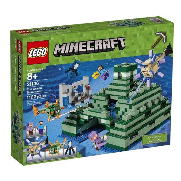 Набор Лего Подводная крепость