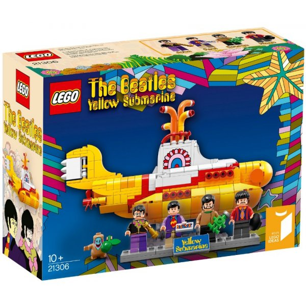 LEGO Ideas 21306 Желтая подводная лодка