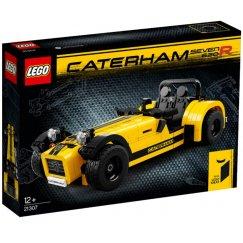 LEGO Ideas 21307 Катерхэм Сэвен 620R