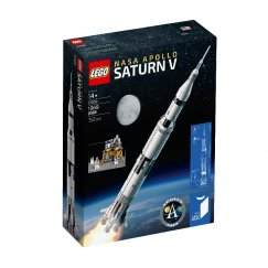 LEGO Ideas 21309 Ракета-носитель Сатурн-5