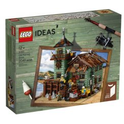LEGO Ideas 21310 Старый рыболовный магазин