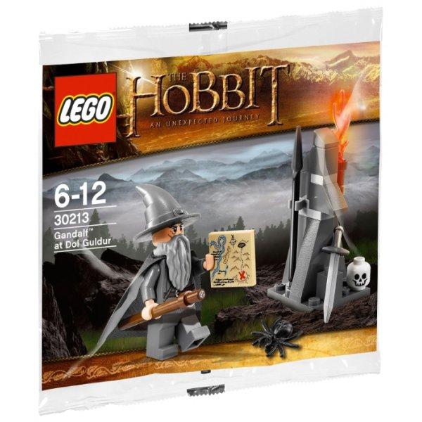 LEGO The Hobbit 30213 Гэндальф в Дол-Гулдуре