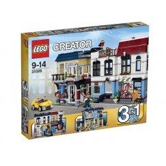 LEGO Creator 31026 Городская улица