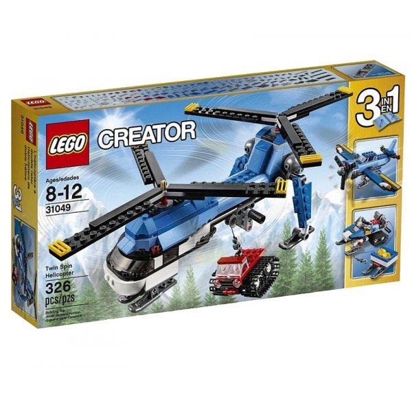 LEGO Creator 31049 Двухроторный вертолет