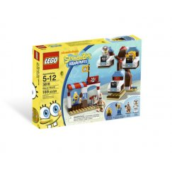 LEGO Sponge Bob 3816 Перчатка мира