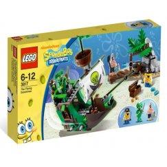 LEGO Sponge Bob 3817 Летучий Голландец