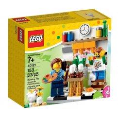 LEGO Seasonal 40121 Роспись пасхальных яиц