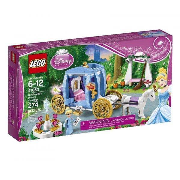 LEGO Disney Princess 41053 Заколдованная карета Золушки