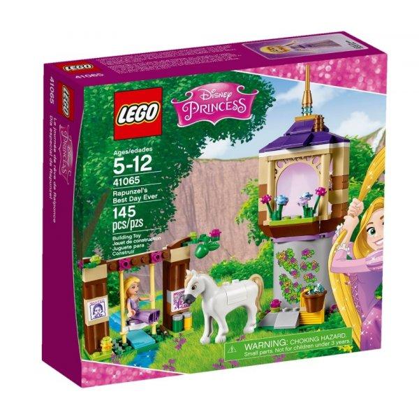 LEGO Disney Princess 41065 Лучший день Рапунцель