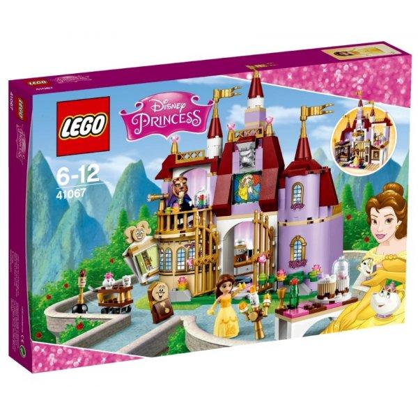 LEGO Disney Princess 41067 Заколдованный замок Бэлль