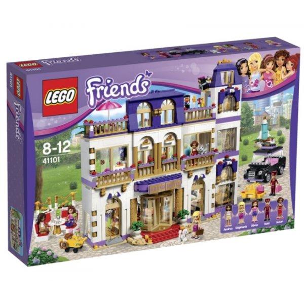 LEGO Friends 41101 Гранд-отель в Хартлейк Сити