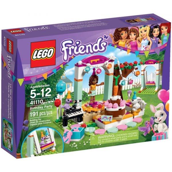 LEGO Friends 41110 Вечеринка в День Рождения