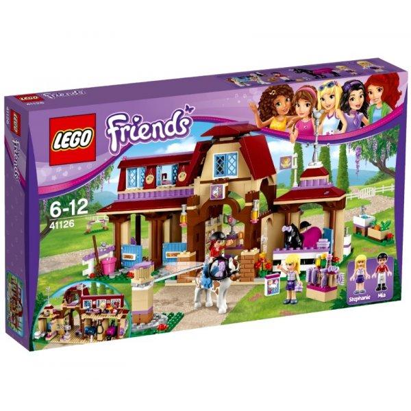 LEGO Friends 41126 Клуб верховой езды в Хартлейке