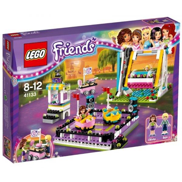 LEGO Friends 41133 Аттракцион-автодром