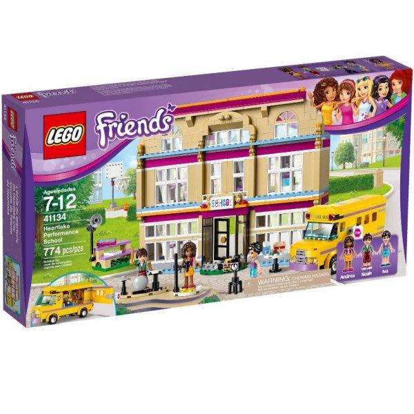 41134 LEGO Friends 41134 Школа искусств Хартлейка