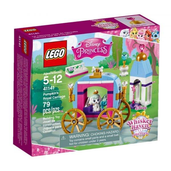 Набор Лего Королевские питомцы: Тыковка