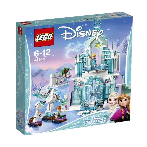 Набор Лего Волшебный ледяной замок Эльзы
