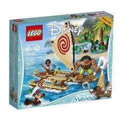 Набор лего - Путешествие Моаны через океан