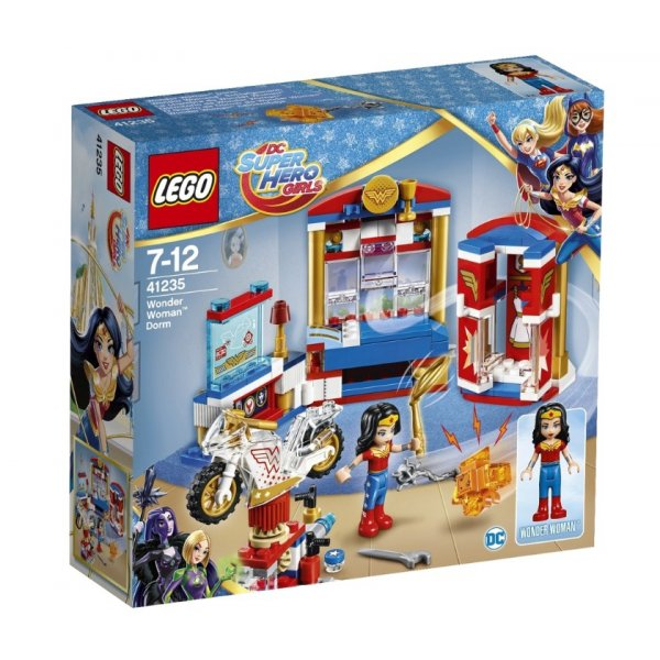 LEGO Эксклюзив 41235 Дом Чудо-женщины
