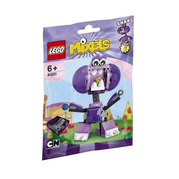 LEGO Mixels 41551 Снакс