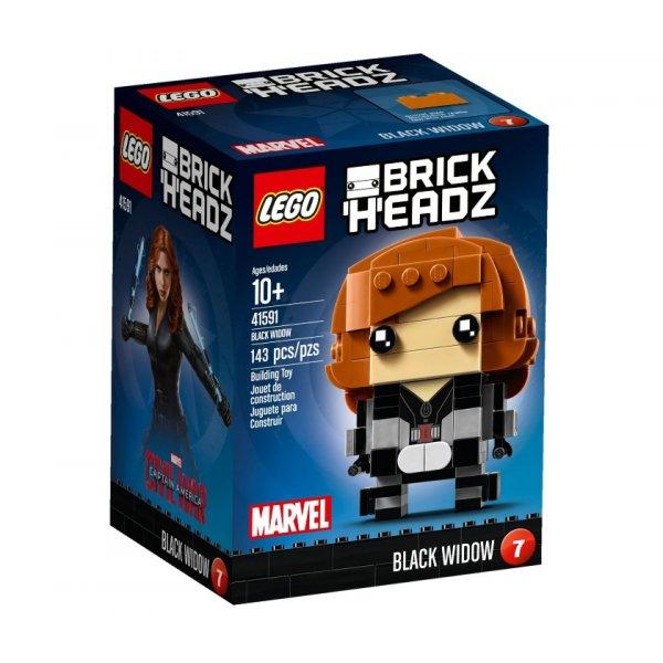 Набор Лего Чёрная вдова