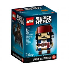 LEGO BrickHeadz 41593 Капитан Джек Воробей