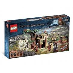 LEGO Pirates of the Caribbean 4182 Бегство от каннибалов