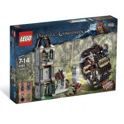 LEGO Pirates of the Caribbean 4183 Мельница