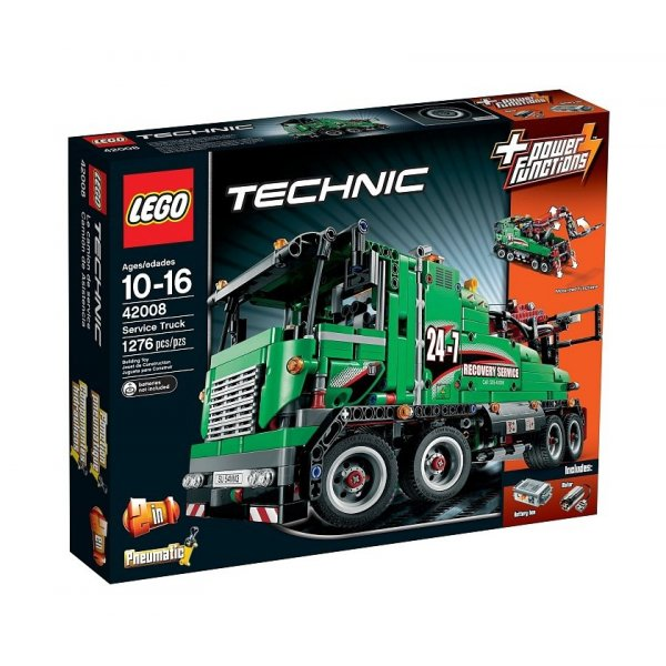 Набор Лего Машина техобслуживания