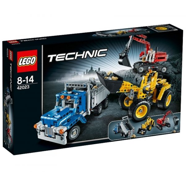 Набор Лего Строительная команда