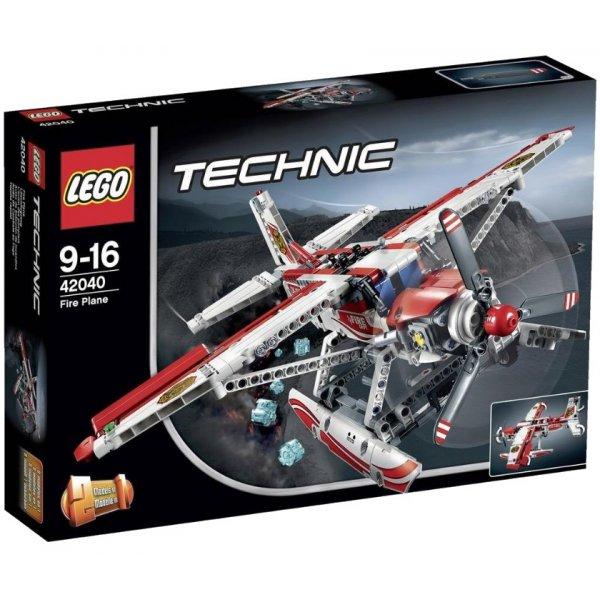 Набор Лего Пожарный гидроплан