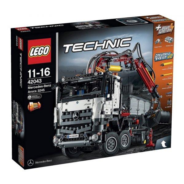 LEGO Technic 42043 Мерседес-Бенц Арокс