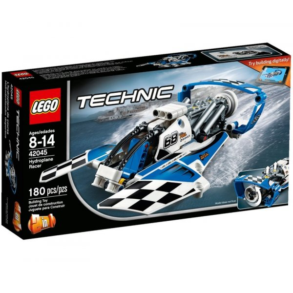 LEGO Technic 42045 Гоночный гидроплан