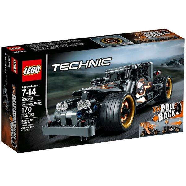 Набор Лего Гоночный автомобиль для побега