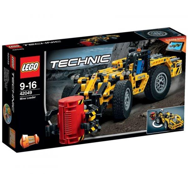 LEGO Technic 42049 Карьерный погрузчик