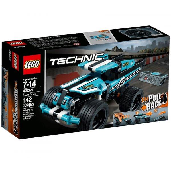 Набор Лего Трюковой грузовик