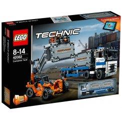 LEGO Technic 42062 Контейнерный терминал