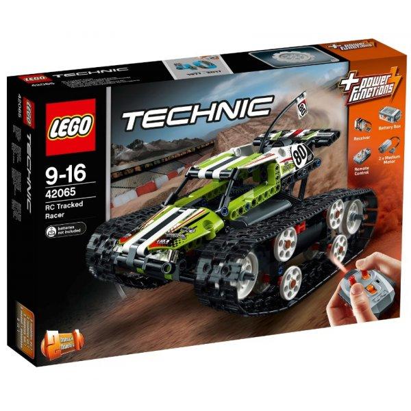 LEGO Technic 42065 Скоростной вездеход с дистанционным управлением