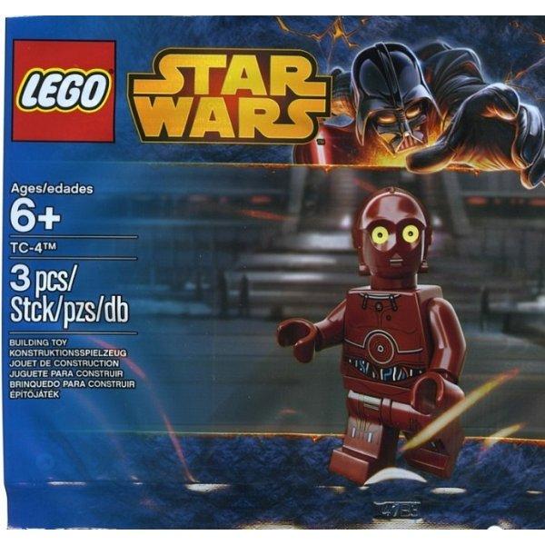 LEGO Star Wars 5002122 TC-4 Protocol Droid