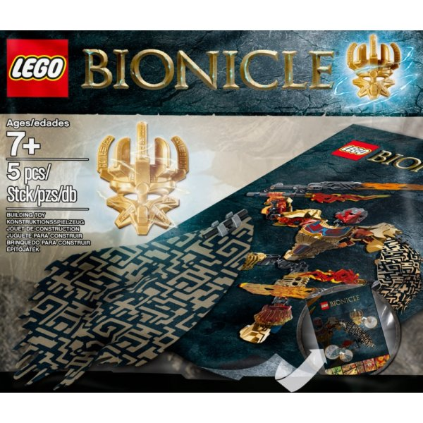 LEGO Bionicle 5004409 Набор аксессуаров Бионикл