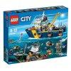 Набор лего - Корабль исследователей морских глубин