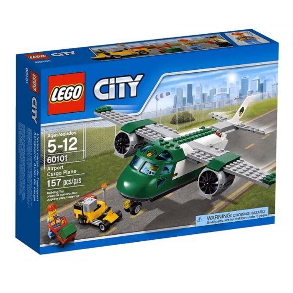 LEGO City 60101 Грузовой самолет в аэропорту