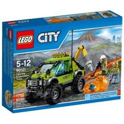 LEGO City 60121 Грузовик исследователей вулканов