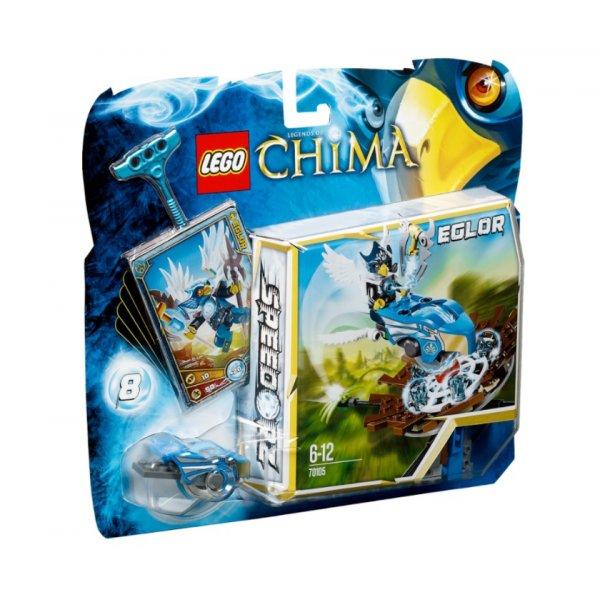 LEGO Legends of Chima 70105 Затяжной прыжок