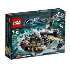 LEGO Ultra Agents 70161 Вторжение Тремора