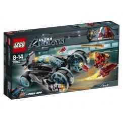 LEGO Ultra Agents 70162 Перехват Инферно