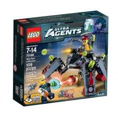 LEGO Ultra Agents 70166 Проникновение шпионских пауков