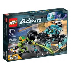 LEGO Ultra Agents 70169 Секретный патруль агентов