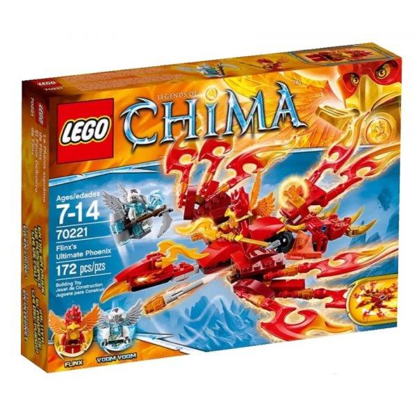 LEGO Legends of Chima 70221 Непобедимый Феникс Флинкса